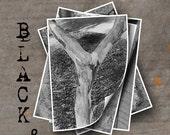 LETTER Y Alphabet Photography LETTERS - Black and White Alphabet Photos