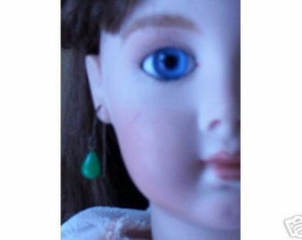 Antique Fashion Doll Earrings
