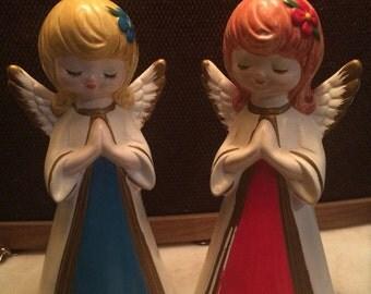 Praying Christmas Angels