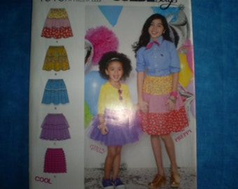 Simplicity 1816 Girls Size 3-4-5-6.