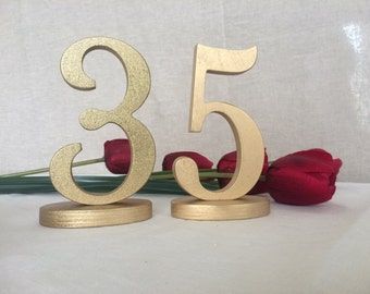 Table numbers wood, table numbers, wedding table decor, table numbers gold, table numbers silver, table numbers wedding, wooden numbers