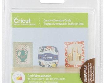 CREATIVE EVERYDAY CARDS Cricut Image Set Cartridge