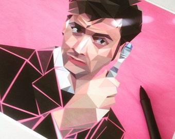 Doctor Who - 8.5 x 11 Print