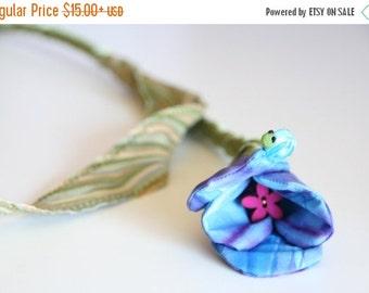 DELAYED SHIPPING thru 8/3 Handmade Fabric Tulip Stem, Everlasting Bouquet for Wedding, Bridal Eco Friendly