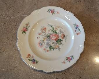Homer Laughlin Marigold Dinner Plate