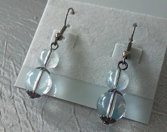 Crystal Raindrop Earrings