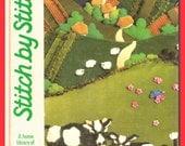 Stitch by Stitch Library of Sewing Knitting Crochet & Needlecraft Book 1986 Vol 7