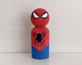 Superheroe pegdoll