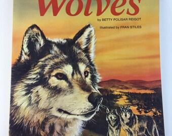 Wolves Children's Book