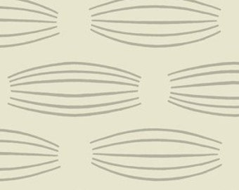 90360 - Cocoons in Silver from Curious Nature by Parson Gray Home Dec fabric - 1 yard