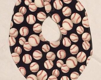 Baseball Baby Bib