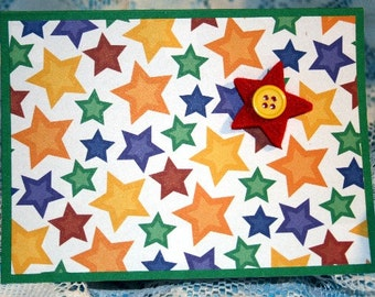 Starry Card for Any Occasion  20160004