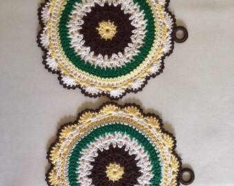 Set of Potholders
