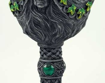 Maiden, Mother Crone Altar Chalice