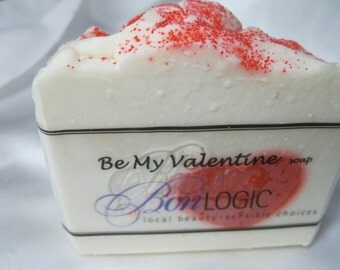 VALENTINES DAY SOAPS - Get them while they are here, by Bon Logic