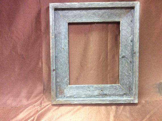 4x6 5x7 8x10 11x14 Standard Barn Wood Picture Frames
