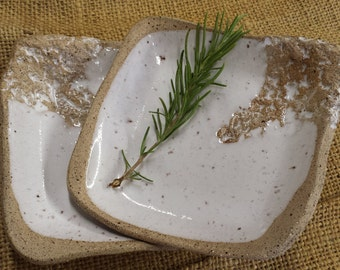 Natural Appetizer Dish | Accessory Plate