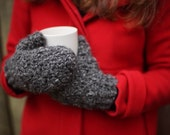 Quick and Easy Chunky Mitten Pattern