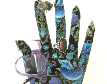 Hand Jewelry Display Tree of Life Fabric POPULAR Style HAND-Stand