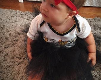 Tutu, black tutu, infant tutu, baby tutu, toddler tutu, halloween, costume, dress up, photo prop, october, fall, black cat, witch