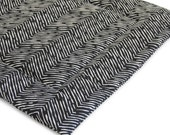 Custom Listing for Marie / Black Herringbone Dog Pad