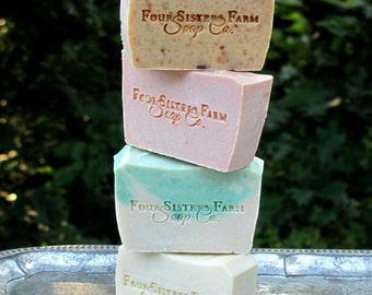 Soap Sale, Buy 3 get 1 free, Homemade Soap, Natural Soap, Vegan Soap, Handmade Soap