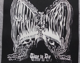 Electric Wizard Sew on Patch