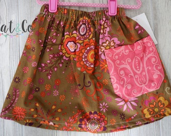 Size girls 4t skirt.   Clearance, free shipping.