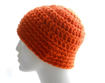 CROCHET PATTERN: Perfect Guy 2.0, a Beanie Hat Pattern for Men, Instant Download PDF