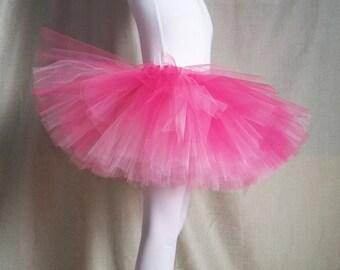 Triple Pink Tutu | Baby Toddler Tutu | Birthday Tutu | Baby Girl Gift | Pink Tutu | Valentine Tutu | Spring Tutu | Easter Tutu