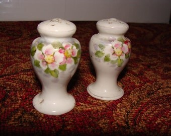Nippon Salt & Pepper Shakers, Vintage From the 40's