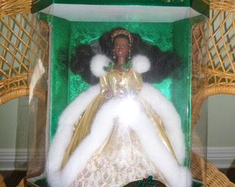 Happy Holidays 1994 Barbie Doll
