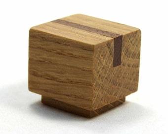 Handmade Cabinet Knob, Shaker Style Knob, Cabinet Hardware, Craftsman Style Furniture Knob, Furniture Hardware