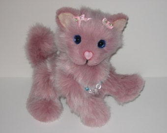 Holly, a Kitty by Spring Blossom Bears and Bunnies