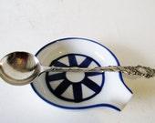 Dansk Spoon Rest, Arabesque Spoon Holder, Ring Holder, Pocket Change,