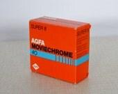 Agfa Moviechrome 40 Super 8 film