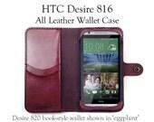 HTC Desire 816 Leather Wa...