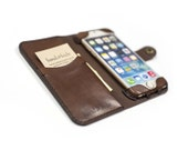 iPhone 6 (s) Leather Wall...