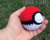 Crochet Pokeball
