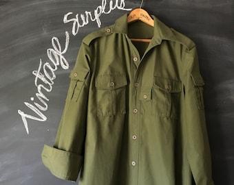 Vintage Surplus Military Shirt