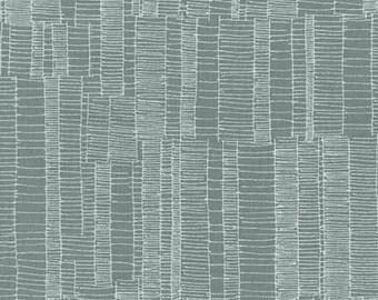 Doe - Ladder Lines in Shale - AFR-15026-335 - Carolyn Friedlander by Robert Kaufman - 1/2 Yard