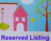 Reserved Listing for Belinda