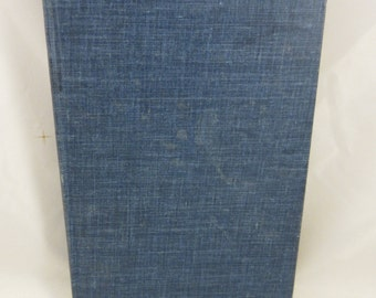 Vintage Practical Birth Control Methods 1946 Hard Covered Book Himes and Dr. Stone