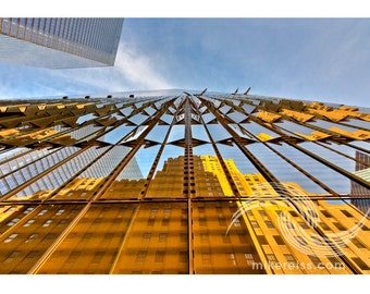 One World Trade, looking up, reflective, perspective, glass, never forget, 9/11, surreal, skyscrapers, atmosphere, wonder, historical