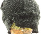 Upcycled Sweater Knit Hat