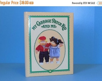 On Sale MY Cabbage Patch Kid And Me Record Book