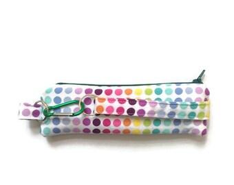 Kids Diabetes Supply Bag, Kids Insulin Pen Bag, Single EpiPen Case, Insulated Medical Supply Bag