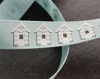 Beach Huts Ribbon