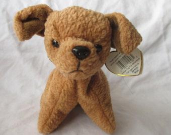 Vintage 1996 Beanie Baby Tuffy the Dog