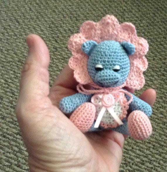 Crochet Baby Dinosaur